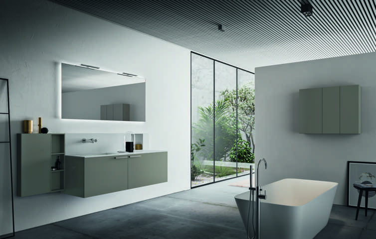 Cartabianca - Collection Sistema - Cerasa by Concept Inside / SieMatic Tours