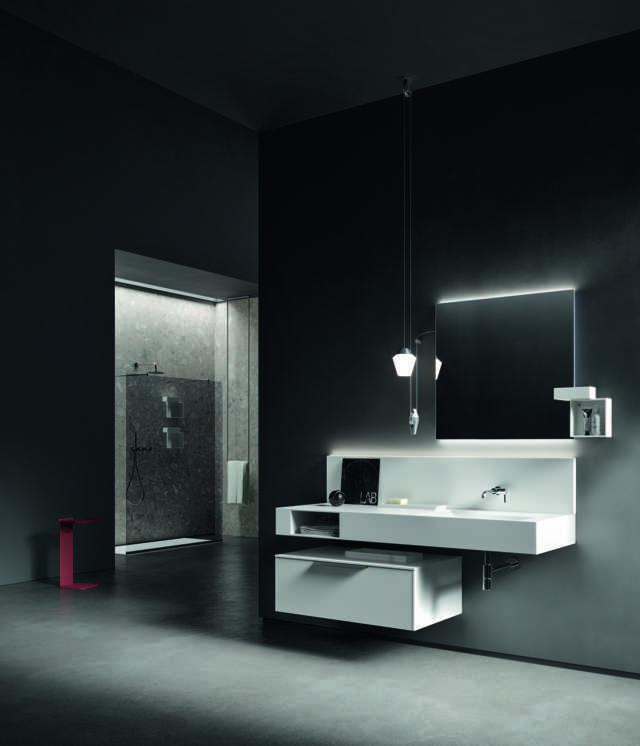 Nerolab - Collection Sistema - Cerasa by Concept Inside / SieMatic Tours
