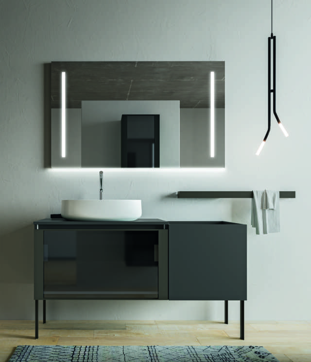 Segno - Collection Sistema - Cerasa by Concept Inside / SieMatic Tours