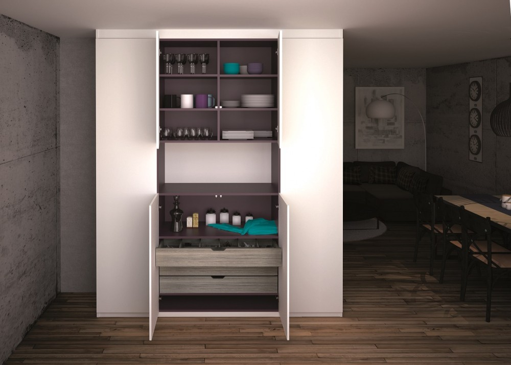 In-Ipso by Concept Inside - Rangement salon