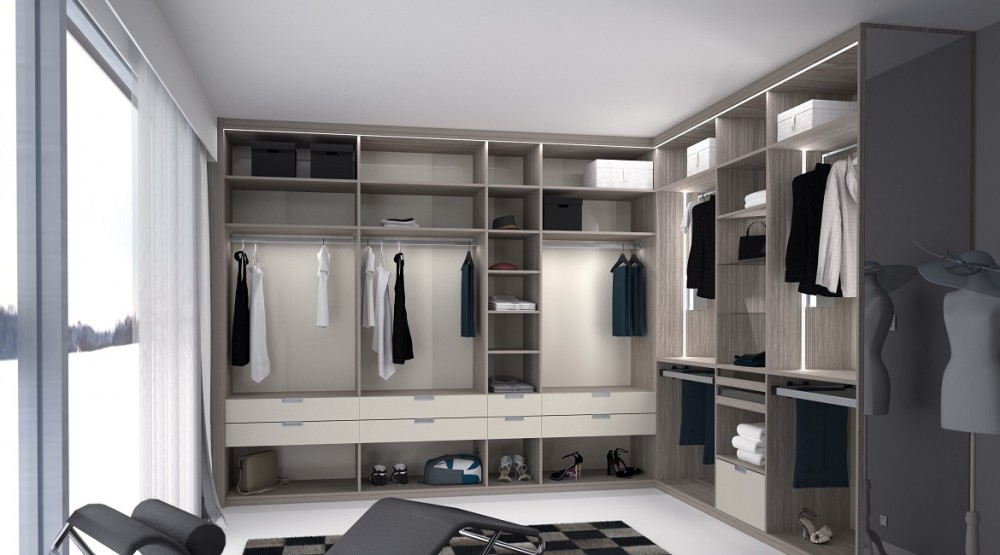 In-Ipso by Concept Inside - Rangement chambre dressing